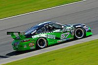 17-19  July, 2009, Birmingham, Alabama USA.#67 TRG Porsche GT3 of Andy Lally & Justin Marks.©2009 F.Peirce Williams, USA.