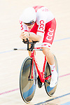 Daniel Staniszewski of the Poland team competes in the Men's Individual Pursuit - Qualifying as part of the 2017 UCI Track Cycling World Championships on 14 April 2017, in Hong Kong Velodrome, Hong Kong, China. Photo by Marcio Rodrigo Machado / Power Sport Images