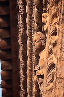 Italien, Lombardei, Kreuzgang im Kloster Certosa di Pavia