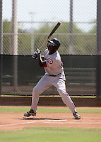 Wendell Fairley / AZL Giants..Photo by:  Bill Mitchell/Four Seam Images