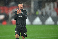 Washington, D.C. - March 3, 2019: D.C. United defeated Atlanta United FC 2-0 during their Major League Soccer (MLS)  match at Audi Field.