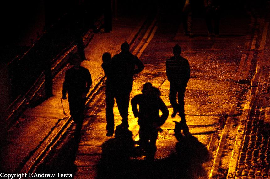 UK. London. 14th Nov 2010...©Andrew Testa for the New York Times..