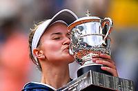 210612 Tennis - Roland Garros