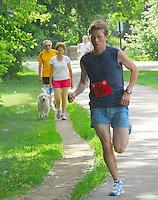 5K & 10K Run - Badger State Games '08