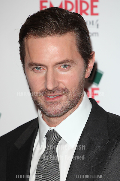 Richard Armitage arriving for the 2014 Empire Film Awards, at the Grosvenor House Hotel, London. 30/03/2014 Picture by: Alexandra Glen / Featureflash
