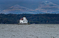 Esopus Meadows Lighthouse, Esopus, New York, USA