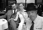 Kelly McBride and Dan Moore wedding on October 5, 2013.