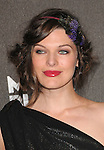 Mila Jovovich at The Montblanc Signature for Good Charity Gala benefiting Unicef held at Paramount Studios in Hollywood, California on February 20,2009                                                                     Copyright 2008 Debbie VanStory/RockinExposures