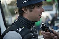 Michael Matthews' (AUS/Orica-GreenEDGE) post-race interviews<br /> <br /> 107th Milano-Sanremo 2016