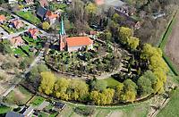 St. Nikolai Kirche Hamburg Moorfleet: EUROPA, DEUTSCHLAND, HAMBURG 04.09.2011: St. Nikolai Kirche Hamburg Moorfleet