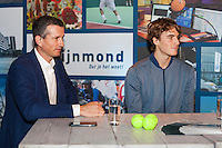 ABN AMRO World Tennis Tournament, Rotterdam, The Netherlands, 13 februari, 2017, Richard Krajicek (NED)<br /> Photo: Henk Koster