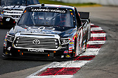 NASCAR Camping World Truck Series<br /> Chevrolet Silverado 250<br /> Canadian Tire Motorsport Park<br /> Bowmanville, ON CAN<br /> Sunday 3 September 2017<br /> Christopher Bell, Toyota Tundra<br /> World Copyright: Barry Cantrell<br /> LAT Images