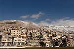 Majdal Shams in the Golan Heights
