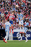 Atletico de Madrid's Antoine Griezmann during La Liga match between Atletico de Madrid and CD Leganes at Wanda Metropolitano stadium in Madrid, Spain. March 09, 2019. (ALTERPHOTOS/A. Perez Meca)