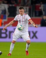12.01.2018,  Football 1.Liga 2017/2018, 18. match day, Bayer Leverkusen - FC Bayern Muenchen, in BayArena Leverkusen. Niklas Suele (FC Bayern Muenchen) . *** Local Caption *** © pixathlon<br /> <br /> +++ NED + SUI out !!! +++<br /> Contact: +49-40-22 63 02 60 , info@pixathlon.de