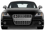 Straight front view of a 2010 Audi TTS Coupe