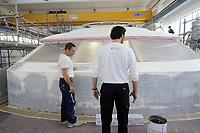 - Viareggio (Toscana), cantiere navale Overmarine<br /> <br /> - Viareggio (Tuscany), Overmarine shipyard