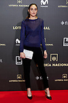 Sandra Escacena attends to Fantastic Beasts: The Crimes of Grindelwald film premiere during the Madrid Premiere Week at Kinepolis in Pozuelo de Alarcon, Spain. November 15, 2018. (ALTERPHOTOS/A. Perez Meca)
