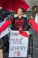2017/12/08 Berlin | Sexarbeiterinnen | Zwangsregistrierung