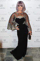 LOS ANGELES, CA - JANUARY 11: Kelly Osbourne at The Art of Elysium's 7th Annual Heaven Gala held at Skirball Cultural Center on January 11, 2014 in Los Angeles, California. (Photo by Xavier Collin/Celebrity Monitor)