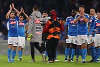 Napoli dejection and Dries Mertens of Napoli<br /> Napoli 09-11-2019 Stadio San Paolo <br /> Football Serie A 2019/2020 <br /> SSC Napoli - Genoa CFC<br /> Photo Cesare Purini / Insidefoto
