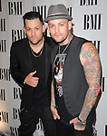 Joel Madden and Benji Madden at The 2011 BMI Pop Music Awards held at The Beverly Wilshire Hotel in Beverly Hills, California on May 17,2011                                                                               © 2010 Hollywood Press Agency
