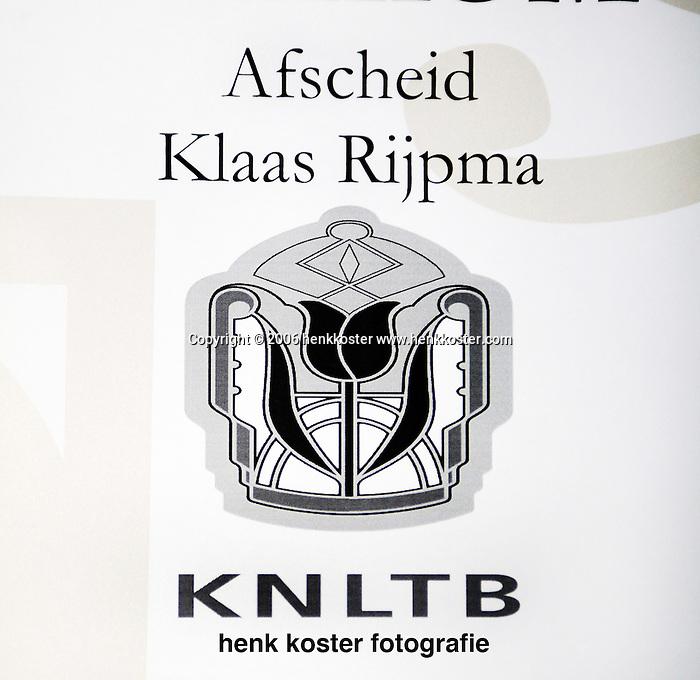 9-12-06,Zeist, Receptie Klaas Rijpma