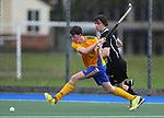 Bronze medal match, Otago v Hawkes Bay. Men's U18 Hockey Nationals, Gallagher Hockey Centre, Hamilton. Saturday 17 July 2021. Photo: Simon Watts/www.bwmedia.co.nz