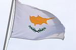 Flagge, Fahne, Flag of Cyprus, Zypern