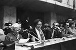 CONGRESSO PCI PALAZZO DEI CONGRESSI ROMA 1970