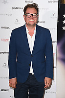 "Alan Carr<br /> at the ""WHITNEY Can I be Me"" premiere, Mayfair Hotel, London. <br /> <br /> <br /> ©Ash Knotek  D3279  13/06/2017"