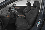 Front seat view of 2020 Honda CR-V-Hybrid Executive-4wd 5 Door SUV Front Seat  car photos