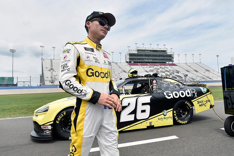 #26: Will Rodgers, Sam Hunt Racing, Toyota Supra GoodRX