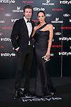 Jesus Olmedo and Nerea Garmendia attend the photocall of the Anirversary of InStyle Magazine at Fenix Hotel in Madrid, Spain. October 21, 2014. (ALTERPHOTOS/Carlos Dafonte)