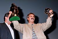 File Photo, Montreal (Qc) CANADA<br /> Majid Majidi, Winner at  the 1999 World Film Festival.<br /> <br /> <br /> Photo : (c) 1999. Pierre Rousel