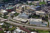 aerial view above Cleveland Clinic Ohio