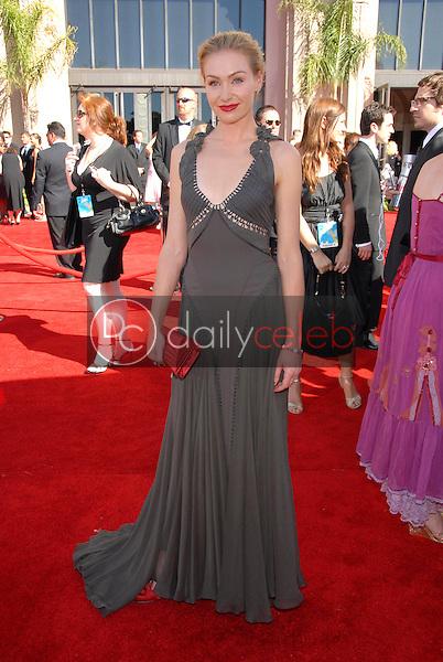 Portia de Rossi<br />arriving at the 58th Annual Primetime Emmy Awards. The Shrine Auditorium, Los Angeles, CA. 08-27-06<br />Scott Kirkland/DailyCeleb.com 818-249-4998