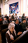 Evangelical church of St Nicholas Ashill Norfolk.  MR PETER & MRS MARGARET SPAUL,