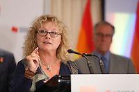 Marguerite Blais<br />  prononce une allocution à l'occasion de la cérémonie de remise du prix Laurent-McCutcheon de la fondation emergence, lundi le 11 mai 2016.<br /> <br /> <br /> Marguerite Blais<br />   deliver remarks at the Laurent-McCutcheon Award Ceremony, Monday May 16, 2016,<br /> <br /> PHOTO :  Agence Quebec Presse