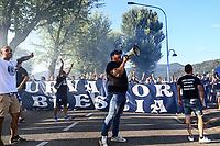 Mg Brescia 28/01/2021 - campionato di calcio serie B / Brescia-Cosenza / photo Image Sport/Insidefoto<br /> nella foto: tifosi Brescia