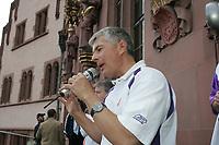 Frankfurt Galaxy General Manager Tilman Engel