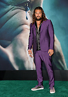 "LOS ANGELES, USA. September 29, 2019: Jason Momoa at the premiere of ""Joker"" at the TCL Chinese Theatre, Hollywood.<br /> Picture: Paul Smith/Featureflash"