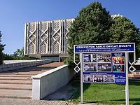 Museum für Geschichte, Taschkent, Usbekistan, Asien<br /> Museum of History, Tashkent, Uzbekistan, Asia