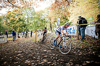 European CX Champion Annemarie Worst (NED/777)<br /> <br /> Womens Race<br /> 42nd Superprestige cyclocross Gavere 2019<br /> <br /> ©kramon