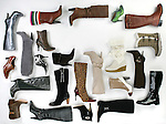 Boot fashion.  October 26,2 007  (ELLEN JASKOL/ROCKY MOUNTAIN NEWS)