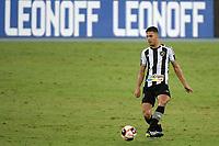 Rio de Janeiro (RJ), 25/04/2021 - BOTAFOGO-MACAÉ - David Sousa. Partida entre Botafogo e Macaé, válida pela decima primeira rodada da Taça Guanabara, realizada no Estádio Nilton Santos (Engenhão), no Rio de Janeiro, neste domingo (25).