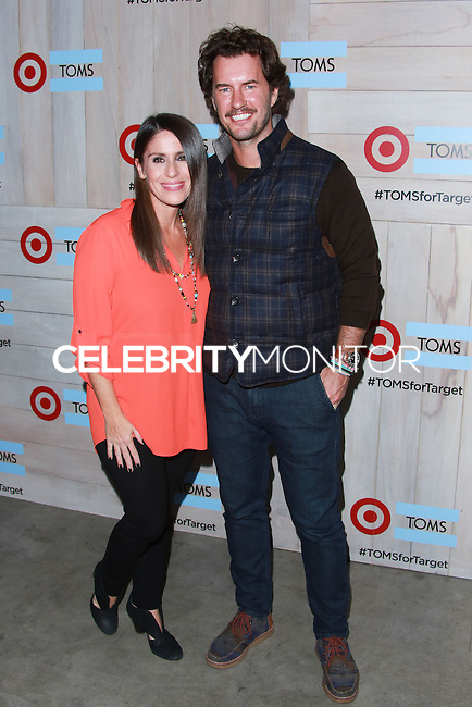 CULVER CITY, LOS ANGELES, CA, USA - NOVEMBER 12: Soleil Moon Frye, Blake Mycoskie arrive at the TOMS For Target Launch Event held at the Book Bindery on November 12, 2014 in Culver City, Los Angeles, California, United States. (Photo by David Acosta/Celebrity Monitor)