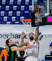 2021.04.18 ACB Real Madrid Baloncesto VS Juventud Badalona
