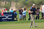 Martin Kaymer on the 13th green on day 3 of the Abu Dhabi HSBC Golf Championship 2011, at the Abu Dhabi golf club, UAE. 22/1/11..Picture Fran Caffrey/www.golffile.ie.