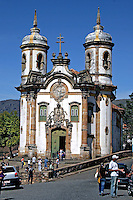 Cidade de Ouro Preto. Minas Gerais. 2009. Foto de Flávio Bacellar.